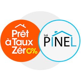 Les dispositifs Pinel et PTZ prolongés pour 4 ans !