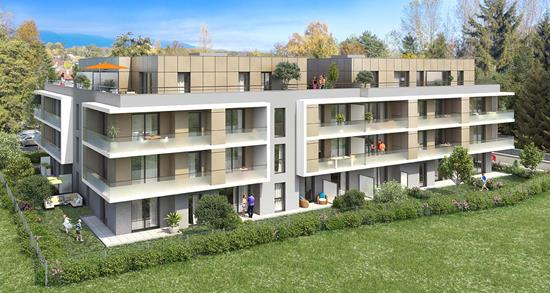 Nouveau programme immobilier à Ornex (01) !
